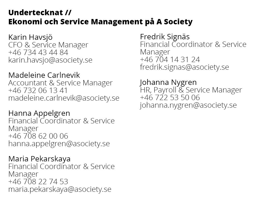 Kontaktuppgifter-ekonomiavdelning-A-Society