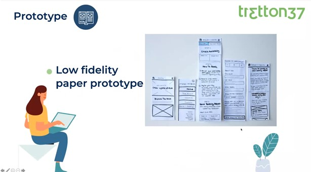 ux-design-low-fidelty-paper-prototype